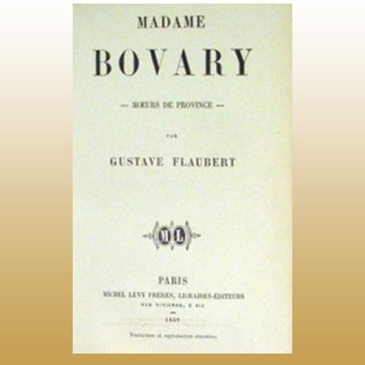 the death of emma its impact on other people and the towns reaction in madame bovary a novel by gust
