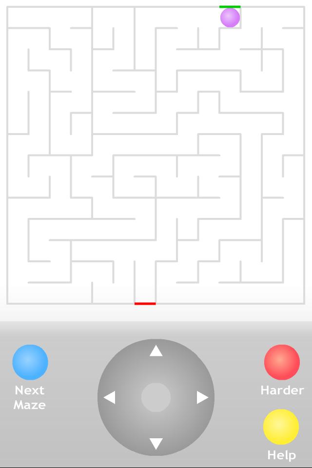 Screenshot Ye Olde Maze HD